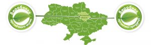 Карта органічна Україна